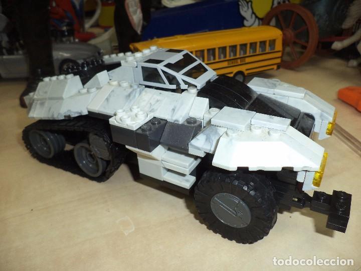 Vehículo UNSC Artic Wolferine - Halo Mega Bloks.Con faltas. segunda mano