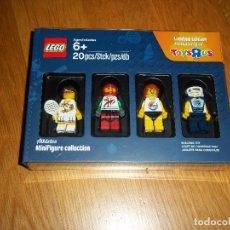 Juegos construcción - Lego: LEGO FIGURAS EDICION LIMITADA. Lote 100335643