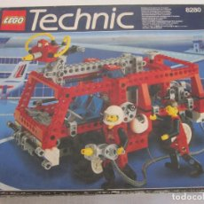 Juegos construcción - Lego: LEGO TECHNIC, CAMION / TODOTERRENO DE BOMBEROS REFERENCIA 8280 INCOMPLETO . Lote 100603839