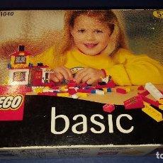 Juegos construcción - Lego: LEGO BASIC 3020. Lote 100634227