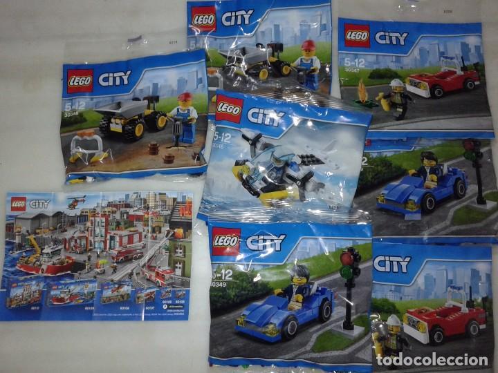 Lego City Comprar Juegos Construccion Lego Antiguos En