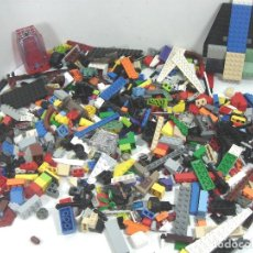 Juegos construcción - Lego: LOTAZO PIEZAS SUELTAS LEGO - 1 KGS - PIEZA LOTE - JUEGO CONSTRUCCION-KILO. Lote 100641179