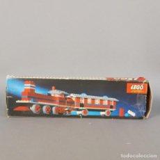 Juegos construcción - Lego: RARO !! ANTIGUO TREN DE LEGO 323 SYSTEM. 1970 - 1975. Lote 100766383