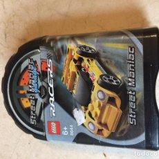 Juegos construcción - Lego: LEGO RACERS - STREET MANIAC. Lote 100853351