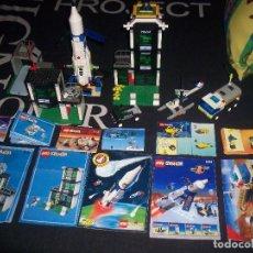 Juegos construcción - Lego: GRAN LOTE PIEZAS, CATALOGOS, PERSONAJES Y ALGUNOS MONTAJES SIN COMPLETAR. VER FOTOS LEGO.. Lote 100910923