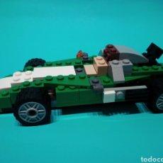 Juegos construcción - Lego: LEGO 6743 PIEZAS PARTE DEL BOLIDO FORMULA 1 DEPORTIVO TODO TERRENO CREATOR 3 EN 1 3EN1. Lote 101328859