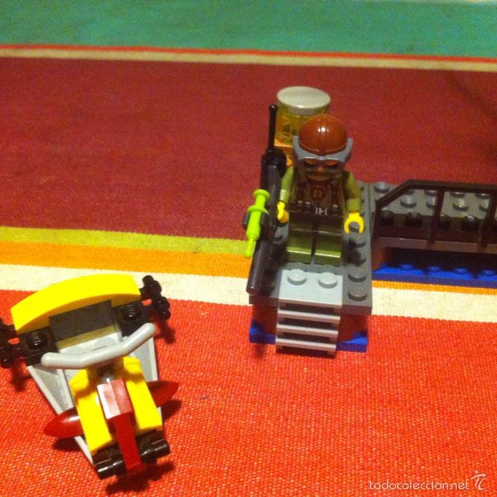 Juegos construcción - Lego: Lego dino 5883 la torre del pteranodon descatalogado dinosaurio teranodon faltan dos - Foto 3 - 101537384