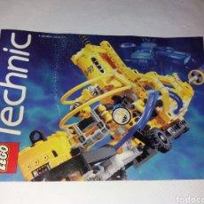 Juegos construcción - Lego: CATALOGO LEGO TECHNIC 1997. Lote 101742704
