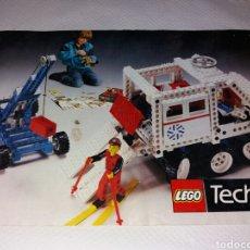 Juegos construcción - Lego: CATALOGO LEGO TECHNIC. Lote 101743867