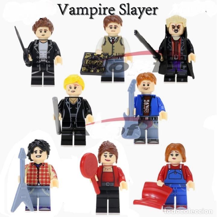 SET LEGO BUFFY CAZAVAMPIROS - THE VAMPIRE SLAYER (Juguetes - Construcción - Lego)