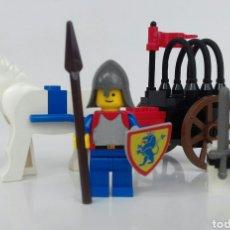 Juegos construcción - Lego: LEGO CARRO ARSENAL SET 6016 (1987). Lote 102607400