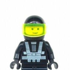 Juegos construcción - Lego: LEGO MINIFIGURA BLACKTRON (1987). Lote 102607768