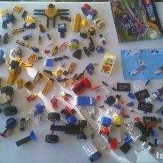 Juegos construcción - Lego: LEGO GRAN LOTE DE PIEZAS Y PERSONAJES DE LEGO!!!!. Lote 104068847