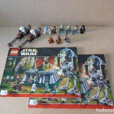Juegos construcción - Lego: LEGO STAR WARS 8038 LA BATALLA DE ENDOR. Lote 105436071