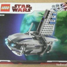 Juegos construcción - Lego: LEGO STAR WARS 8036. Lote 105719679