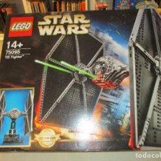 Juegos construcción - Lego: NAVE LEGO STAR WARS TIE FIGHTER REFERENCIA 75101. NUEVA SIN MONTAR. Lote 106010359