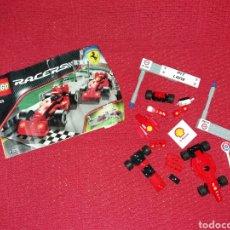Juegos construcción - Lego: PIEZAS LEGO RACERS 8123. Lote 107169864