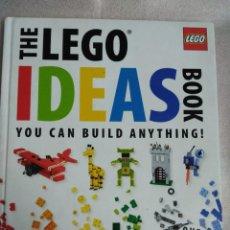 Juegos construcción - Lego: THE LEGO IDEAS BOOK. TAPAS DURAS. Lote 107178711