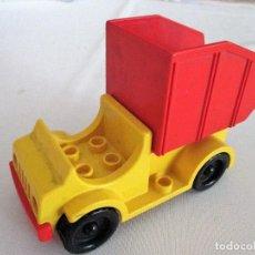 Juegos construcción - Lego: CAMIÓN VOLQUETE LEGO. Lote 107821095