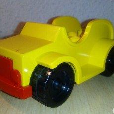Juegos construcción - Lego: COCHE LEGO DUPLO . ORIGINAL. ARTÍCULOS 9977, 2610, 2751, 9152, 1044, 9153, 1041.. Lote 107838220