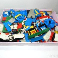 Juegos construcción - Lego: LOTE 6 KG LEGO AÑOS 70.. Lote 108367219