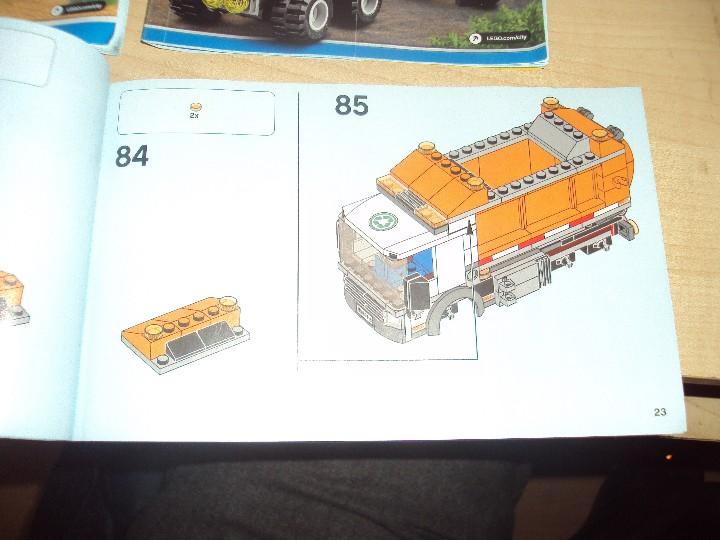 Juegos construcción - Lego: lote 4 MANUALES DE INSTRUCCIONES DE LEGO CITY - Foto 2 - 108442591