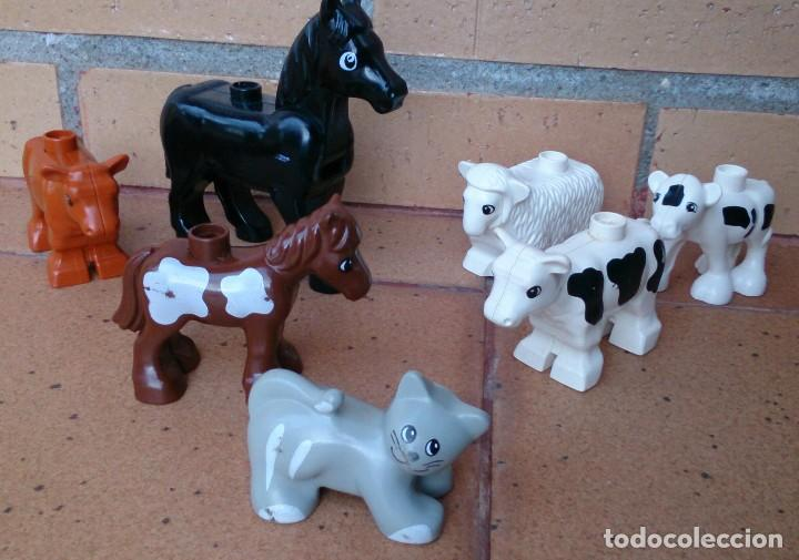 Lote Animales De Granja Lego Duplo Buy Building And Construction