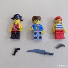 Juegos construcción - Lego: LEGO FIGURA MEDIEVAL CARRETA. Lote 108982231
