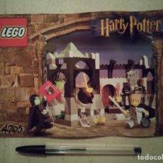 Juegos construcción - Lego: INSTRUCCIONES - HARRY POTTER - LEGO - REF. 4705. Lote 110423079