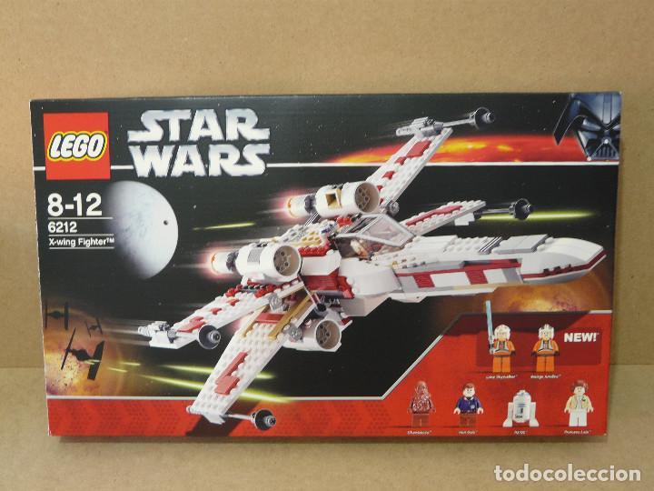 LEGO 6212 STAR WARS X-WING FIGHTER (Juguetes - Construcción - Lego)