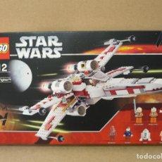 Juegos construcción - Lego: LEGO 6212 STAR WARS X-WING FIGHTER. Lote 110438943