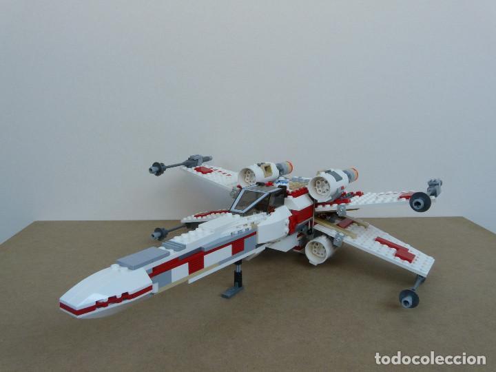 Juegos construcción - Lego: Lego 6212 Star Wars x-wing fighter - Foto 3 - 110438943
