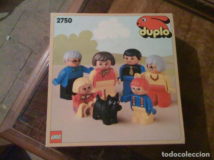 Antiguo Juguete Duplo 2750 Familia Kaufen Altes Lego Spielzeug