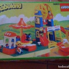 Juegos construcción - Lego: ANTIGUO JUGUETE LEGO FABULAND 3683 «PARQUE DE ATRACCIONES». Lote 110738235