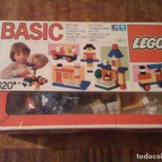 Juegos construcción - Lego: ANTIGUO JUGUETE DE CONSTRUCCIÓN «LEGO BASIC 320». Lote 110740991