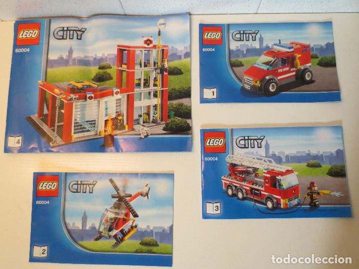 Manual Lego City 60004 Buy Building And Construction Games Lego At