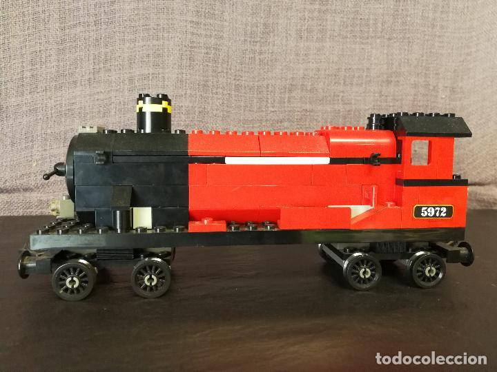 Juegos construcción - Lego: TREN LEGO HARRY POTTER HOGWARTS EXPRESS CON INSTRUCCIONES - Foto 2 - 110889295