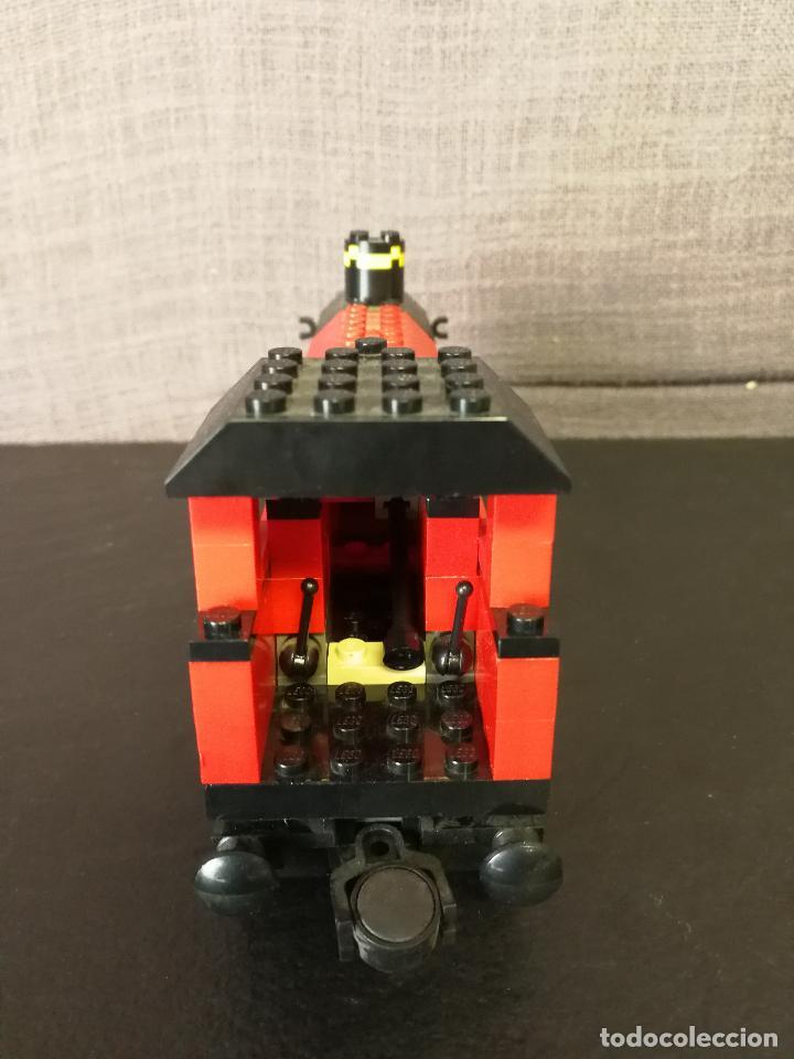 Juegos construcción - Lego: TREN LEGO HARRY POTTER HOGWARTS EXPRESS CON INSTRUCCIONES - Foto 3 - 110889295