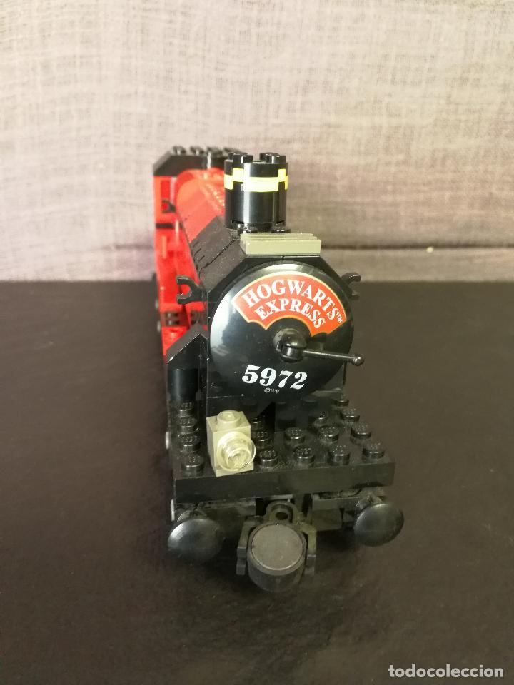 Juegos construcción - Lego: TREN LEGO HARRY POTTER HOGWARTS EXPRESS CON INSTRUCCIONES - Foto 5 - 110889295