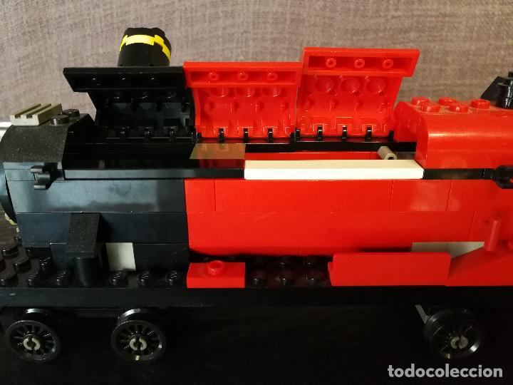 Juegos construcción - Lego: TREN LEGO HARRY POTTER HOGWARTS EXPRESS CON INSTRUCCIONES - Foto 6 - 110889295