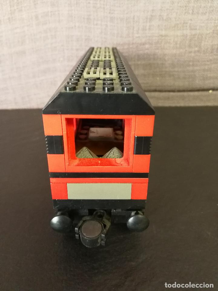 Juegos construcción - Lego: TREN LEGO HARRY POTTER HOGWARTS EXPRESS CON INSTRUCCIONES - Foto 10 - 110889295