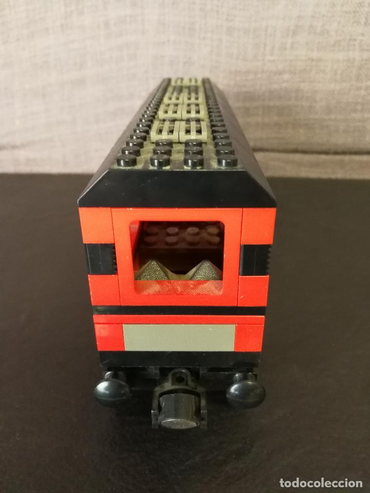 Juegos construcción - Lego: TREN LEGO HARRY POTTER HOGWARTS EXPRESS CON INSTRUCCIONES - Foto 12 - 110889295