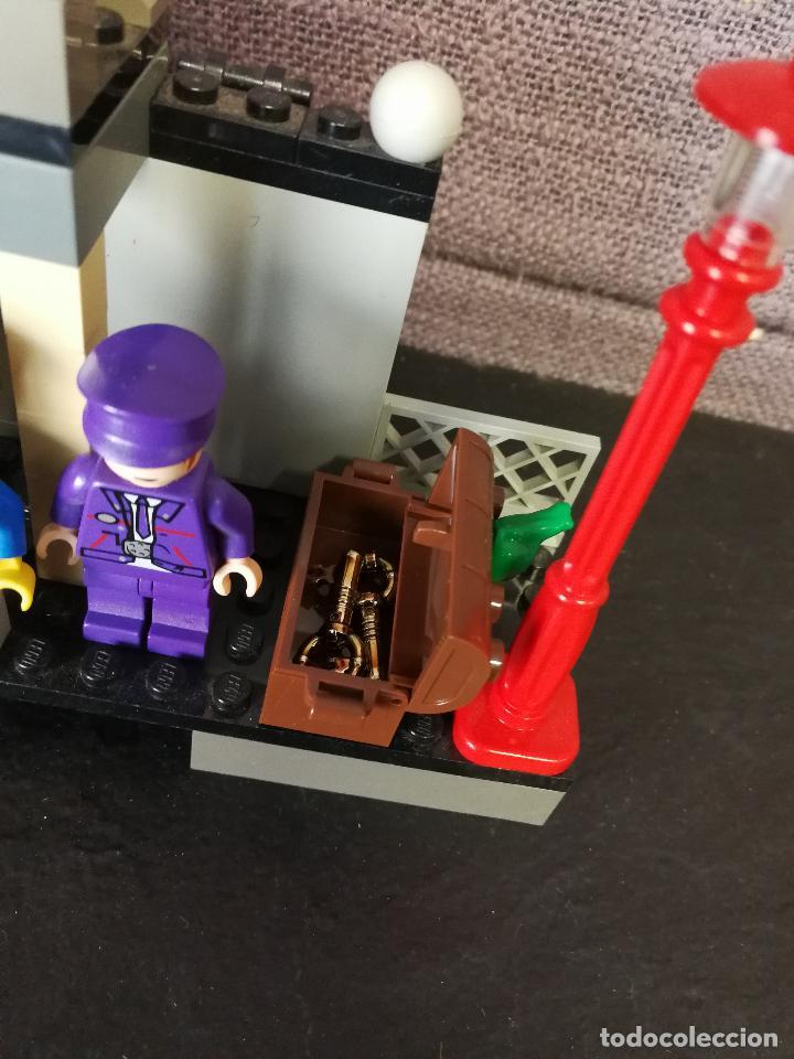 Juegos construcción - Lego: TREN LEGO HARRY POTTER HOGWARTS EXPRESS CON INSTRUCCIONES - Foto 16 - 110889295