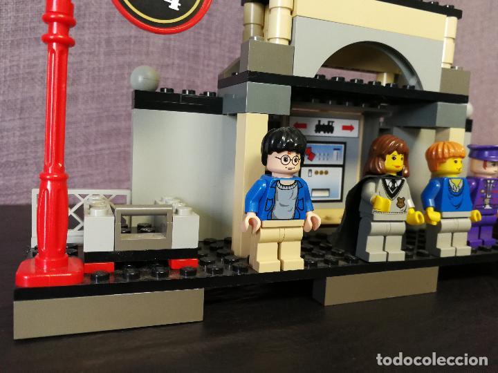 Juegos construcción - Lego: TREN LEGO HARRY POTTER HOGWARTS EXPRESS CON INSTRUCCIONES - Foto 17 - 110889295
