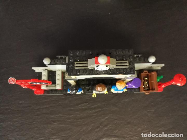Juegos construcción - Lego: TREN LEGO HARRY POTTER HOGWARTS EXPRESS CON INSTRUCCIONES - Foto 20 - 110889295