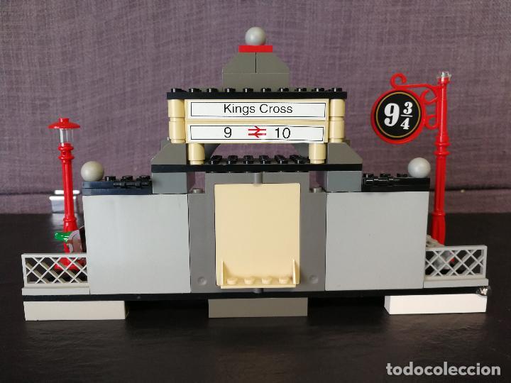 Juegos construcción - Lego: TREN LEGO HARRY POTTER HOGWARTS EXPRESS CON INSTRUCCIONES - Foto 21 - 110889295