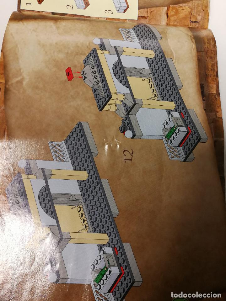Juegos construcción - Lego: TREN LEGO HARRY POTTER HOGWARTS EXPRESS CON INSTRUCCIONES - Foto 23 - 110889295