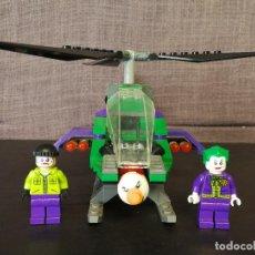 Juegos construcción - Lego: HELICÓPTERO JOKER SUPER HEROES LEGO. Lote 111184715