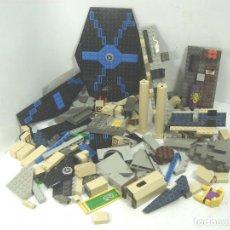 Juegos construcción - Lego: LOTAZO PIEZAS SUELTAS LEGO - 635 GRS - PIEZA LOTE - JUEGO CONSTRUCCION - KILOS KILO - GRAMOS. Lote 111814723
