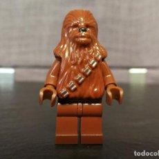 Juegos construcción - Lego: MINIFIGURA LEGO STAR WARS CHEWBACCA ORIGINAL. Lote 117934291